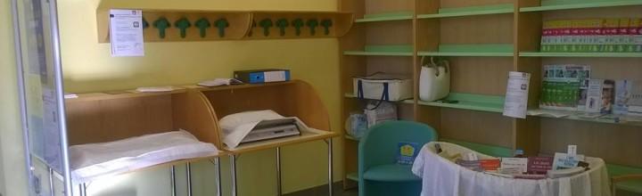 A Scanzorosciate inaugurato il Baby Pit Stop Unicef in biblioteca