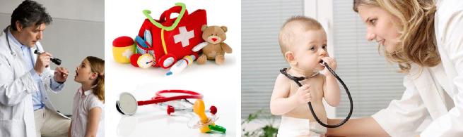 Guardia Medica Pediatrica a Bergamo e in provincia