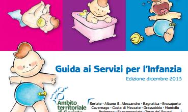 Guida ai servizi per l'infanzia Ambito di Seriate