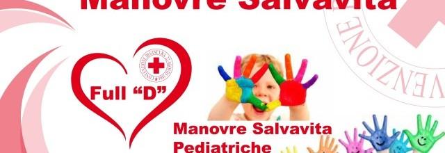 Calendario gennaio/marzo 2015 Progetto Manovre SalvaVita Pediatriche