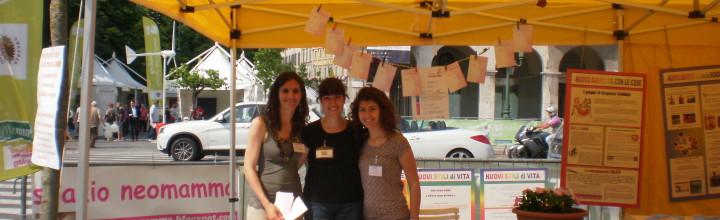 Cinque anni insieme con Spazio Neomamma Bergamo!
