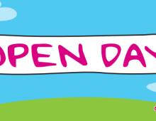 NOVITA': OPEN DAY Asili Nido e Spazi per bambini e adulti