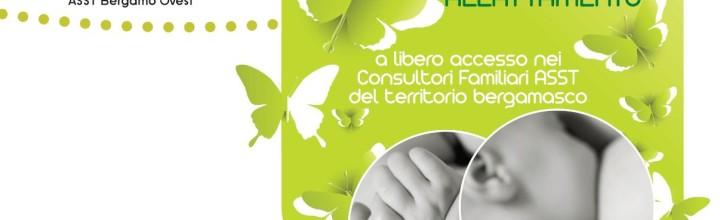 Elenco Spazi Allattamento dei Consultori ASST di Bergamo e provincia