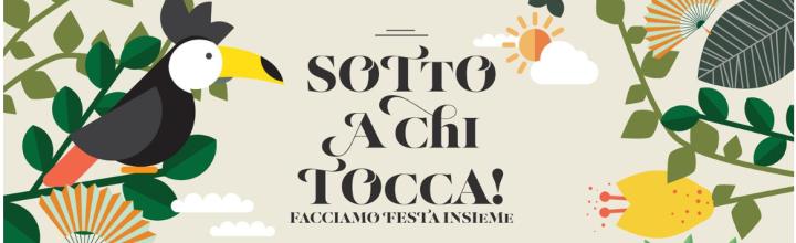 Settembre 2016: Festa delle Ludoteche Comunali a Bergamo, 20° edizione