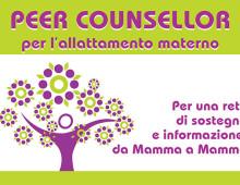 NOVITA': Trova qui la tua Mamma Peer Counsellor per l'allattamento materno