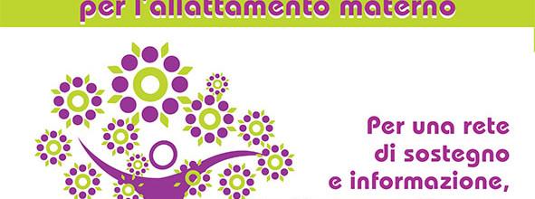 Novità: Mamma Peer Counsellor per l'allattamento materno, I edizione a Bergamo