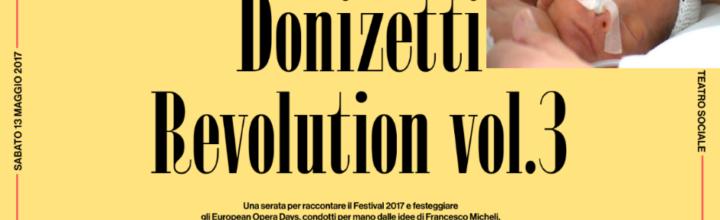 Maggio 2017: Musica al Teatro Sociale per la Patologia Neonatale di Bergamo