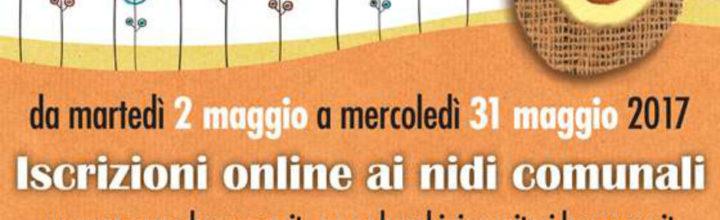 Maggio 2017: iscrizioni aperte per gli Asili Nido di Bergamo