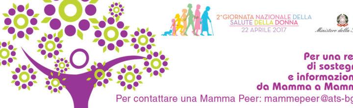 Mamma Peer Counsellor per l'allattamento materno, III edizione a Bergamo