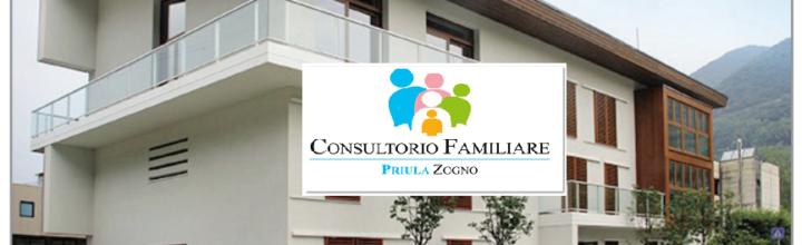 Novità: cambio sede per il Consultorio Familiare Priula di Zogno
