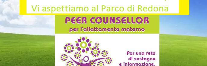 Sabato 9 settembre appuntamento nel parco con le Mamme Peer Counselor di Bergamo