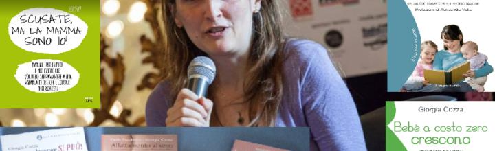 Novembre 2017: incontro con Giorgia Cozza alla Libreria Spazio Terzo Mondo di Seriate