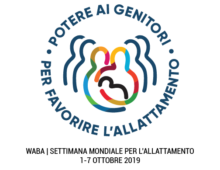SAM: Settimana Mondiale per l'Allattamento Materno 1-7 ottobre