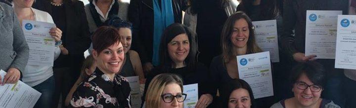 Ecco le nuove Mamme Peer del terzo corso di formazione ATS/Unicef Bergamo