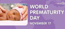 17 novembre 2018: Insieme per la Giornata Mondiale della Prematurità